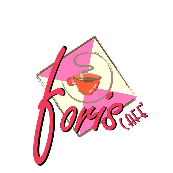 CLIENTE: Foris Cafè - logo
