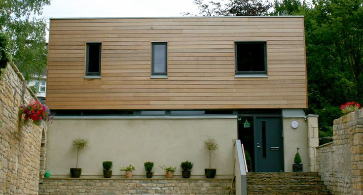 contemporary render and cladding - Google Search