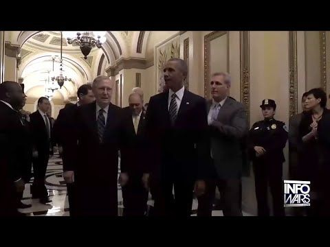 Republicans Want To Give Obama Martial Law Powers - YouTube