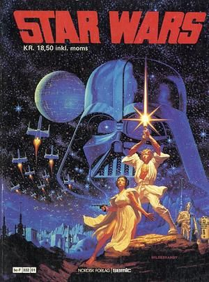"""Star Wars - Star Wars album 1"" av Archie Goodwin"