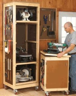 bench tool system