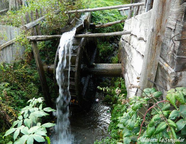 Moară de apă - Gârda de Sus