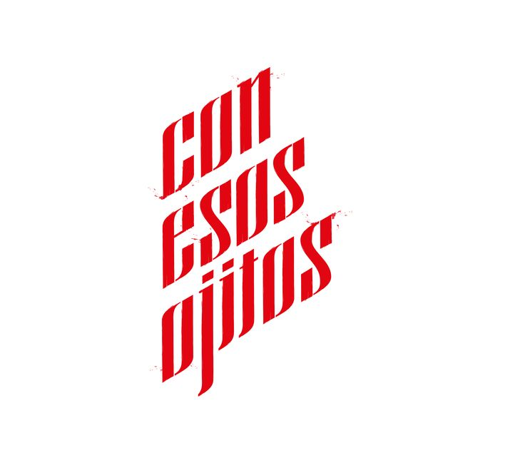 """Check out this @Behance project: """"Con Esos Ojitos"""" https://www.behance.net/gallery/17512333/Con-Esos-Ojitos"""