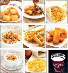harga menu KFC Breakfast, menu sarapan KFC, Harga Menu KFC Breakfast a.m, kfc, menu kfc breakfast,