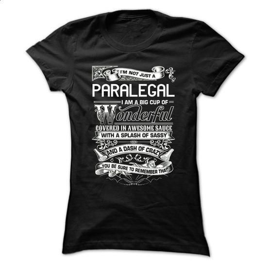 Paralegal - #mens shirts #polo t shirts. MORE INFO => https://www.sunfrog.com/LifeStyle/Paralegal-63367605-Ladies.html?60505