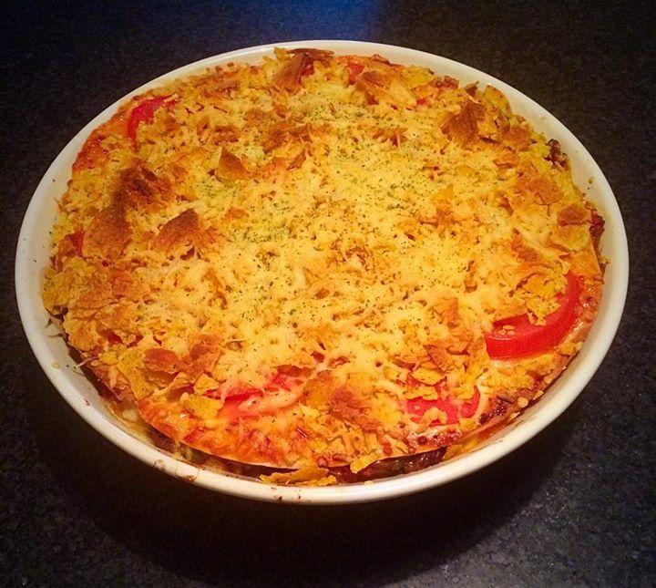 Op zoek naar een lekker recept voor Mexicaanse lasagne? Kijk dan gauw verder voor dit lekkere en simpele gerecht!