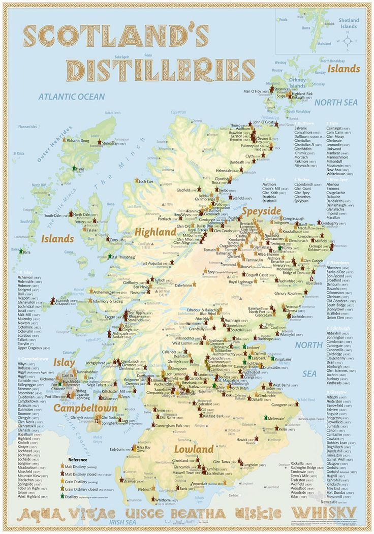 We've picked out ten of the most useful whisky pins on Pinterest for you to check out
