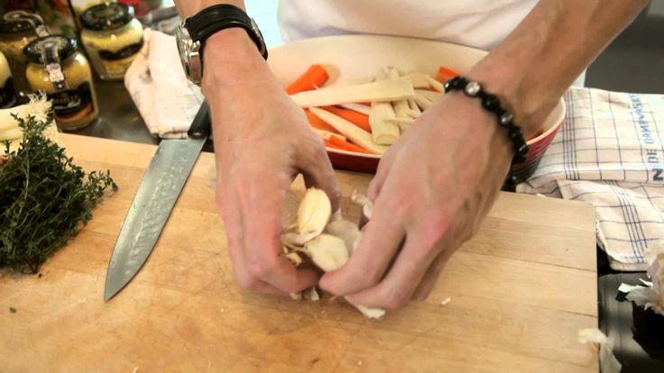 Knorr Danmark - Sådan laver du smagfulde rodfrugter i ovnen