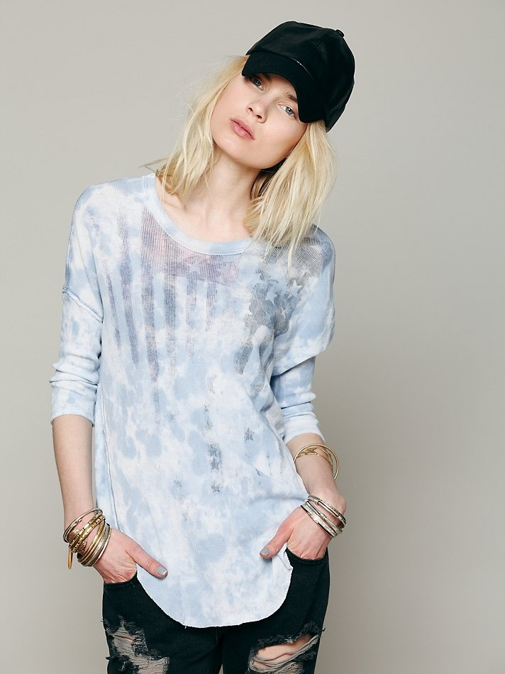 We The Free Washed Graphic Top http://www.freepeople.com/whats-new/we-the-free-washed-graphic-top/
