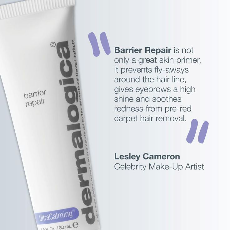 Dermalogica Red Carpet Beauty Tip. For more details on Dermalogica UltraCalming Barrier Repair follow this link - http://www.mariawinslowskincare.co.uk/