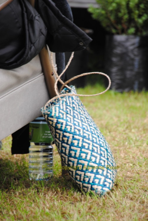 A Kete at a Hui