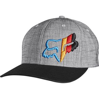 Gorra Fox Barger Flexfit Gris