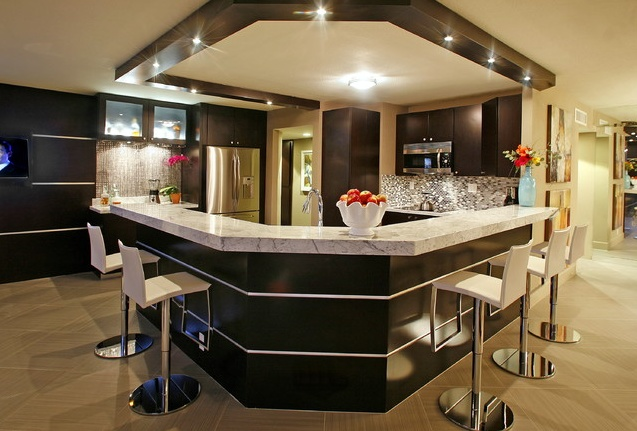 8 best bar designs images on pinterest home ideas for Las vegas homes with basements