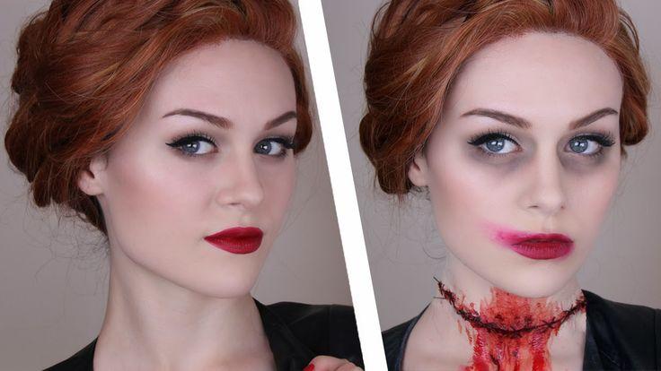 abaddon cosplay makeup