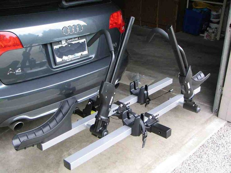Thule T2 Bike Rack