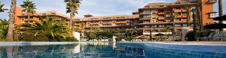 Grand Hotel Puerto Antilla, in Islantilla - Huelva