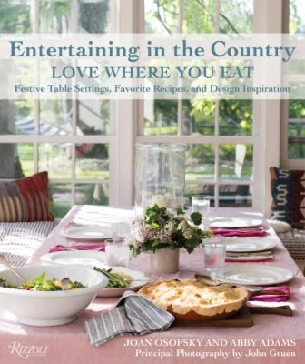 These gatherings range from an intimate houseguest breakfast to a large harvest party. Carefully selected for their flair when it comes to entertaining, the hosts welcome the reader into their homes in New York's bucolic Hudson Valley and New England.