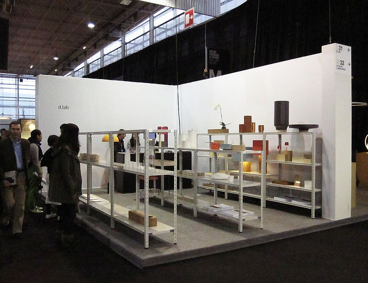 So industrial but it makes a great statement.: Statement, Cats, Scéno Expo, Industrial