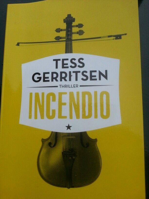 Tess Gerritsen Incendio