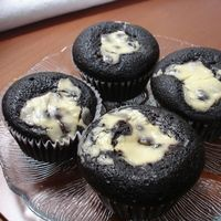 GiGi's cupcakes Black Bottom Cupcakes Recipe!