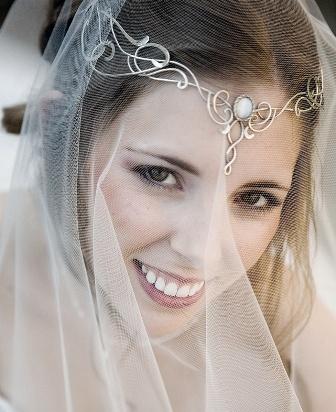 Celtic Wedding Tiara
