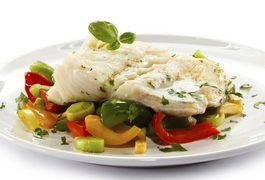 A 3-ounce serving of cooked cod is an excellent source of protein and essential nutrients, such as vitamin B-12 and selenium. While low in saturated fat and cholesterol, cod is rich in the omega-3 fatty acids that may help lower your risk of heart disease. When fresh cod is not available, frozen cod is an economical and versatile alternative....
