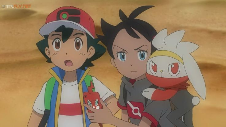 Pin By Santiago On Capturas De Pantalla De Pokemon 2019 Pokemon Anime Screenshots Anime