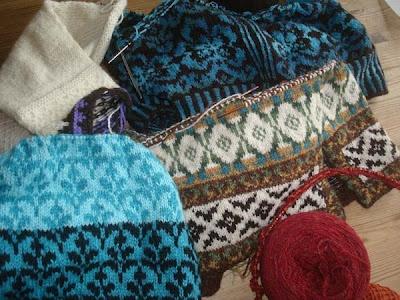 Inspirational Swedish knitted patterns