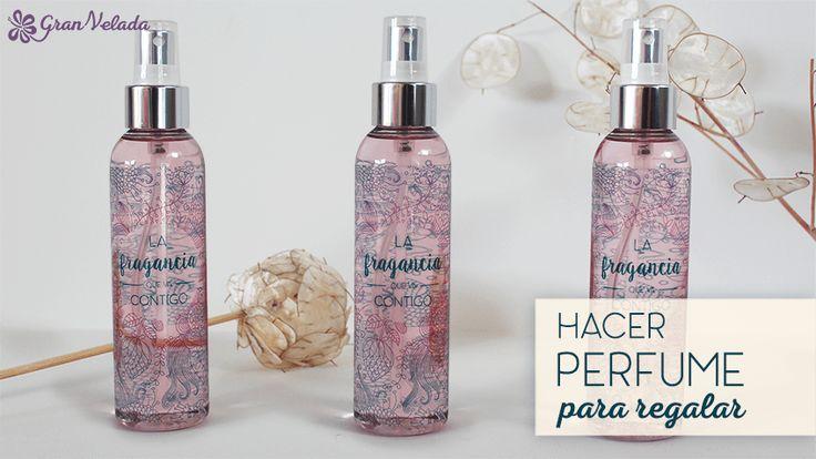Hacer perfume para regalar personalizado con color http://www.hacercremas.es/hacer-perfume-para-regalar?utm_source=&utm_medium=Sendible&utm_campaign=RSS www.granvelada.com