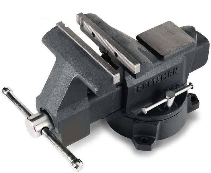 Craftsman Bench Vise Clamp Machine Repair Woodworking Vice Tools Press 6inch New