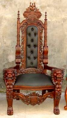 17 Best Images About Lion Head Furniture On Pinterest