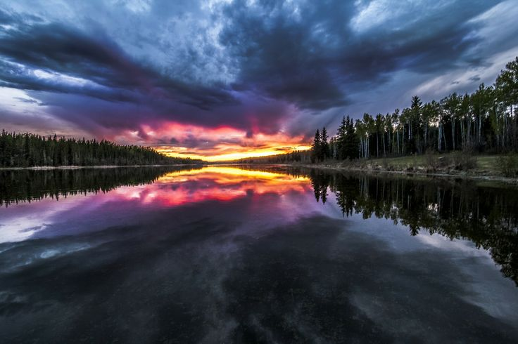 sunset by Paul Lavoie on 500px