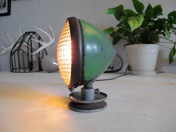 Antique Tractor Lamp