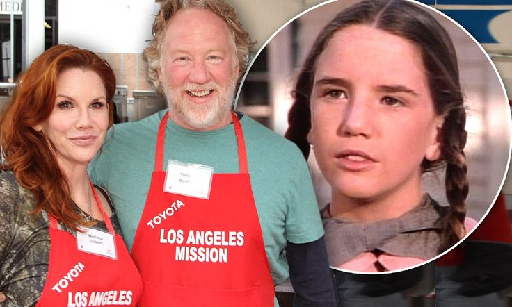 They kept that quiet! Little House on the Prairie star Melissa Gilbert is engaged to Timothy Busfield