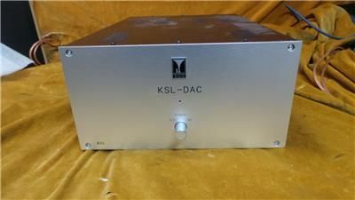 Kondo KSL DAC, used, for sale, secondhand