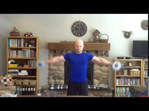 Batista Workout Routine  Video  Description Workout Blog –  Twitter –  Facebook –  This is a home workout version of Batista's workout. It is modified so that all that you need is a pair of dumbbells and your body. Batista is a famous wrestler, bodybuilder, and actor.... - #Videos https://healthcares.be/videos/workout-tips-video-batista-workout-routine/