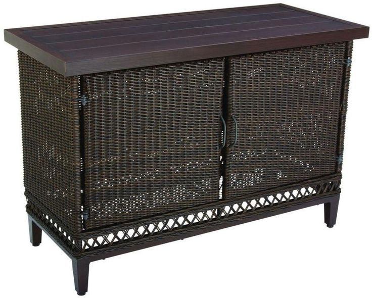 Woodbury Patio Buffet Outdoor Garden Porch Lawn Balcony Furniture