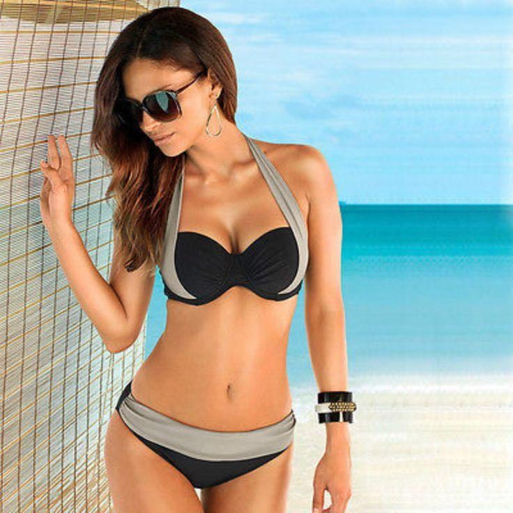 $5.09 (Buy here: https://alitems.com/g/1e8d114494ebda23ff8b16525dc3e8/?i=5&ulp=https%3A%2F%2Fwww.aliexpress.com%2Fitem%2F2016-Sexy-Womens-Bikini-Set-Bandage-Sexy-Padded-Bra-Women-Swimsuit-Bathing-Suit-Summer-Women-Swimwear%2F32717949041.html ) 2016 Sexy Womens Bikini Set Bandage  Sexy Padded Bra Women Swimsuit Bathing Suit Summer Women Swimwear for just $5.09