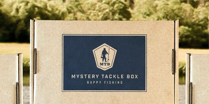 Unique Fishing Gifts: Mystery Tackle Box for Fishermen