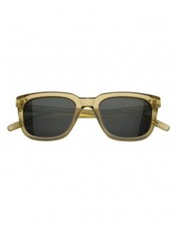 MENS Monokel Gold Robotnik Sunglasses
