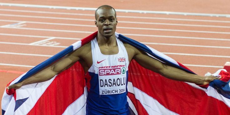 BRANDING SPORTING SUCCESS: James Dasaolu's gold medal at the European Championships crowned an incredible summer of sport for athletes we work with on their branding. http://5or6.co.uk/branding-sporting-success/