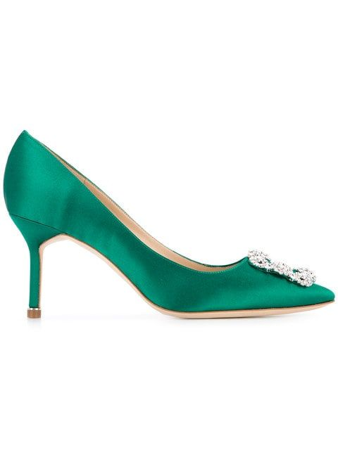 e7a3b908b Manolo Blahnik Hangisi Pumps in 2018