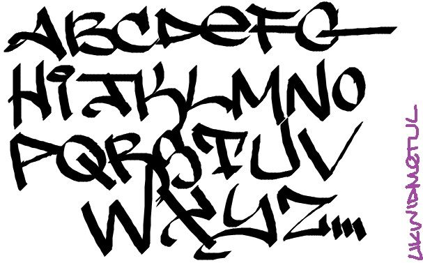17+ images about Graffiti on Pinterest   Jasmine, Fonts and Graffiti ...