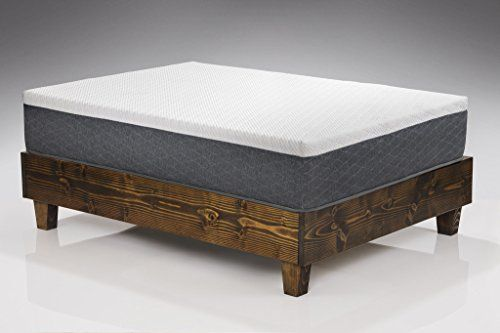 """The DreamFoam #Ultimate Dreams 13"""" Copper Gel Memory Foam Mattress combines the health, support, and thermal properties of copper with the comfort and support of..."""