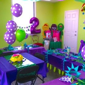 barney birthday party entertainment