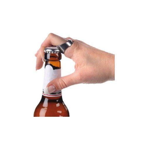 Metal Bottle Opener Ring
