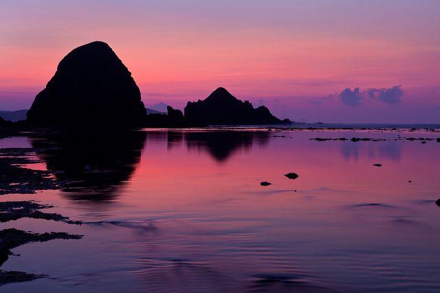 sunrise, kuta lombok #bali #indonesia