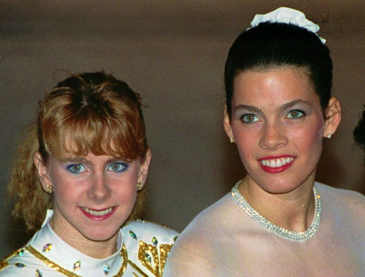 Tonya Harding-Nancy Kerrigan: the whack that changed U.S. Figure Skating