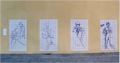 Júlio Pomar | Belém do Pará | Centro Cultural / Cultural Center | 2004 #Azulejo…