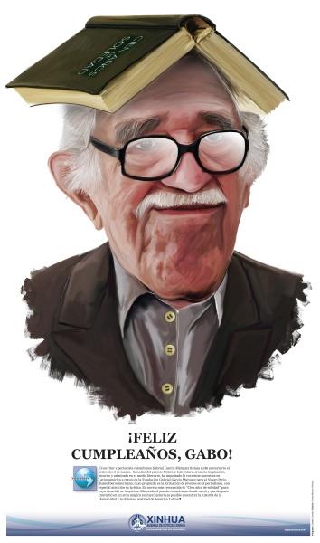 Gabriel Garcia Marquez birthday